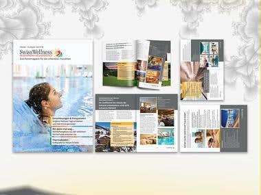 Reisemagazin (Travel Magazine)