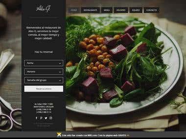 Proyecto restaurant (PRUEBA FINAL DISEÑO WEB)