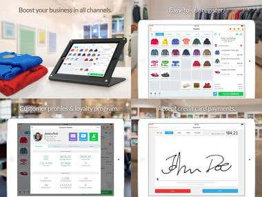 iPad POS (Point Of Sale)