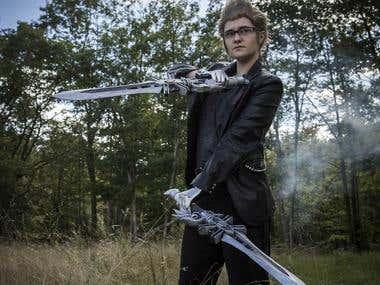 Final Fantasy XV Photoshoot