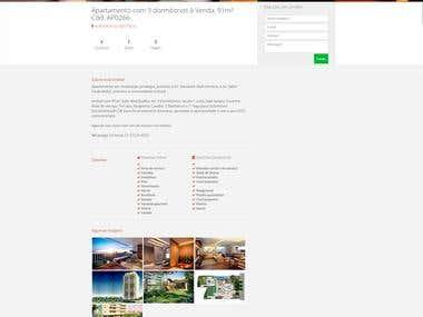 Site Simples Imobiliário