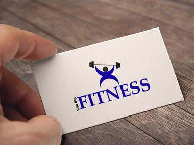 Logo For Fitness Company