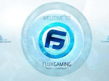 Fluxgaming Loading Screen