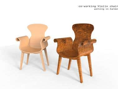 co-working chairs