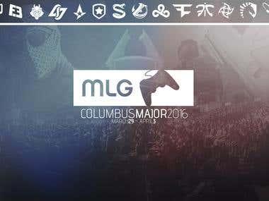MLG Columbus background