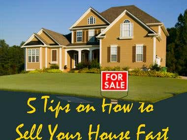 5 Tips on How to Sell Your House Fast