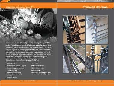 INOX WORKSHOP BROCHURE