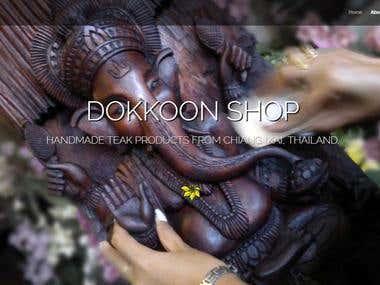 www.dokkoonshop.com