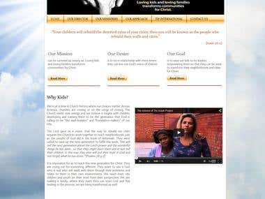 The Isaiah Project Website