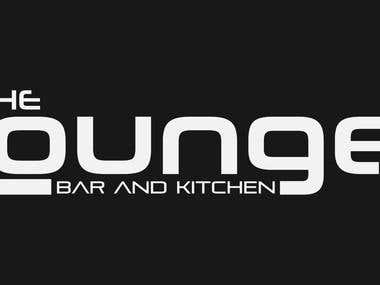 The Lounge animated logo