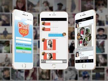 Social Chatting App
