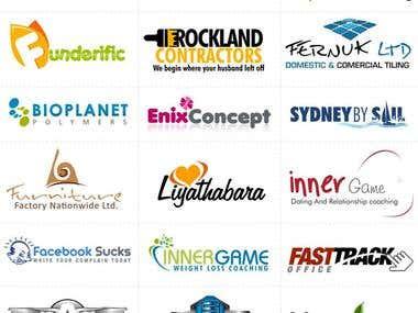 All Logo Designs