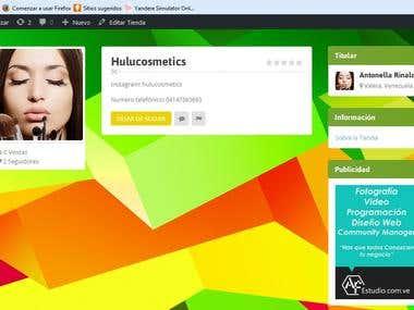 Diseño Web BuenaVenta