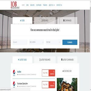 Jobsite (WordPress)