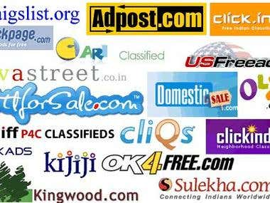 classified ads post