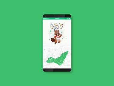 Eshop App Design