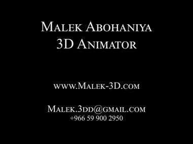 3D Animation WalkCycle