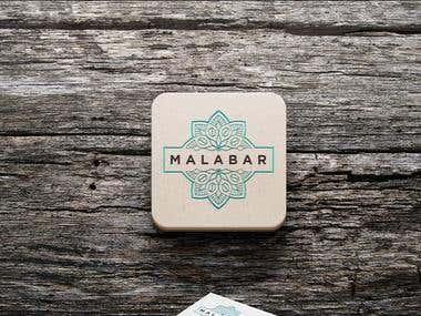 Malabar logo design