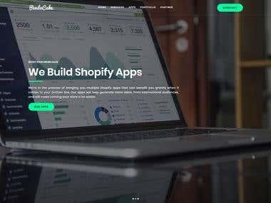 PandaCake Website