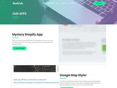 We build Shopify apps