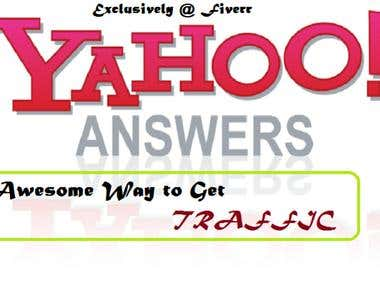 yahoo answering
