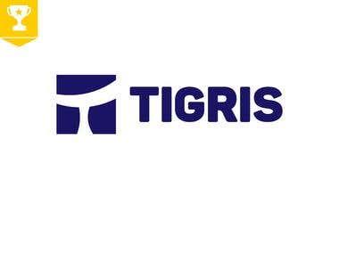 TIGRIS Logo Design