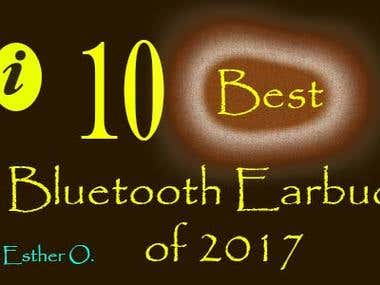 10 Best Bluetooth earbuds of 2017