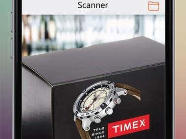 Scanning App