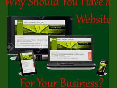 Why Should You Have a Website For Your Business?