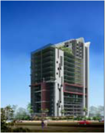 Orion City Tower Sri Lanka