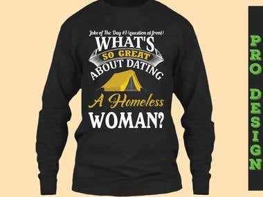 Joke T-Shirt Design