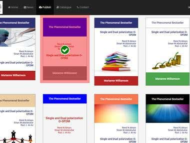 publish book with customized book covers.