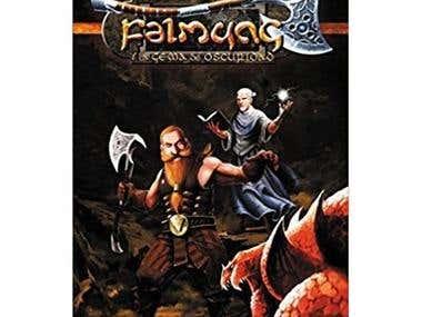 Falmung, novela de José Luis Martínez Martínez