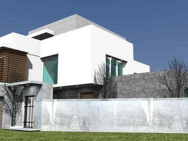 House at Srilanka