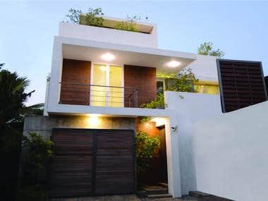 house in Srilanka