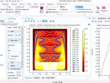 COMSOL Project
