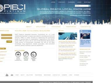 PIBCI Website