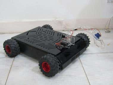 Mobile Robot with arm