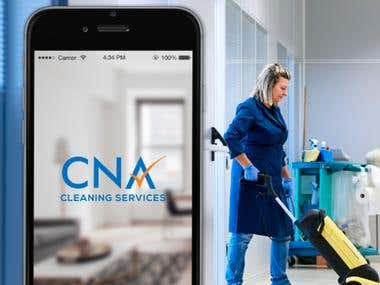 Cleaning Services (Employee / Staff App)