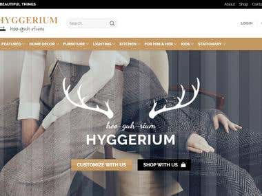 Hyggerium - LICENSED TO SELL BEAUTIFUL THINGS