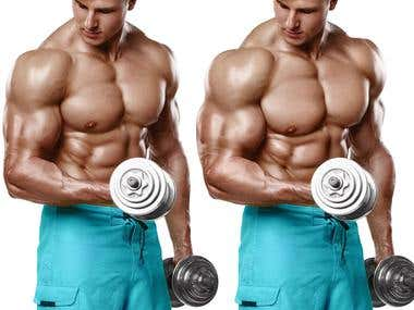Muscle enhancement
