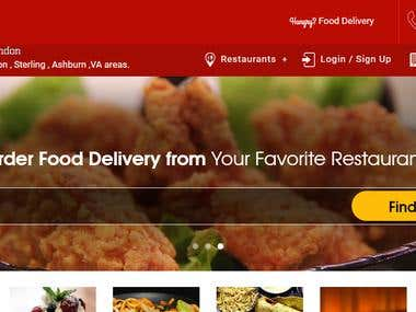 Food Delivery in Herndon