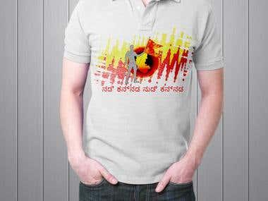 T-Shirt Graphic Designing