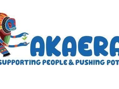Logo for Akaera
