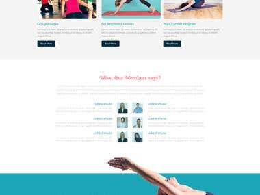 Yogakit - The Yoga Template