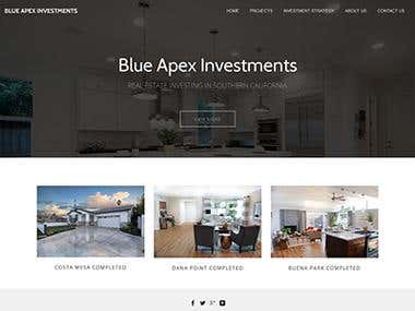 Blue Apex Investments