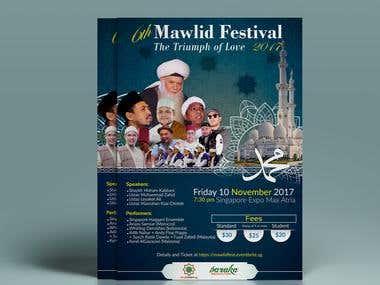 islamic Flyer
