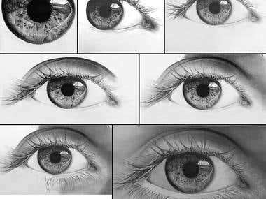 eye catching drawings