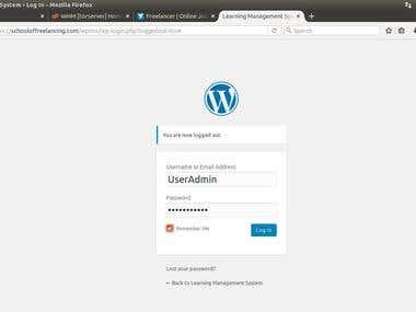 WordPress Developmnet