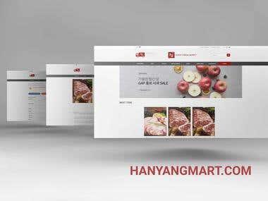Hanyangmart.com